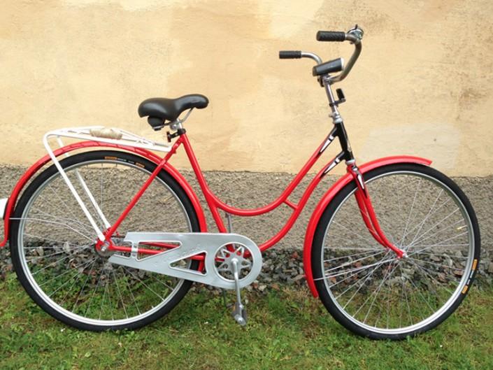 Remake gammal cykel